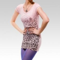 trendy plus size clothing Model No.: YG-56797
