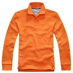 China men's long sleeve polo Model No.: mps275 on sale