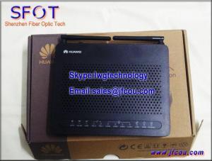 China Huawei ONU Echolife HG8245R Englsih GPON Terminal apply to FTTH ONT on sale