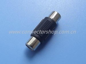 China RCA-021RCA Jack to RCA Jack RCA Connector & Adapter on sale