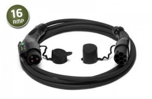 China J1772 to 62196-2 16A EV Charging Cable / Plugs on sale