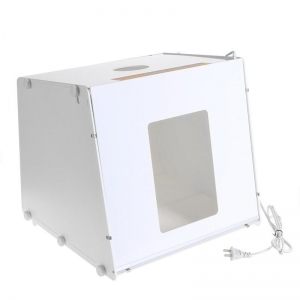 China SANOTO MK45 16x16 Portable 220V Mini Photo Photography Studio Light Box Softbox Kit 410* 400*390mm on sale