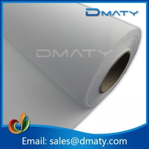 China Polyester Waterproof Matte Inkjet Printing Canvas on sale