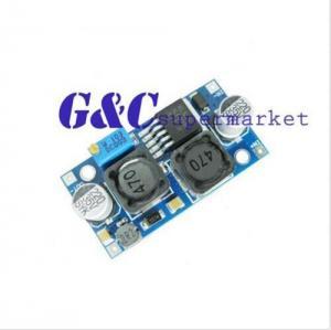 China 2PCS 4-30V to 1.25-35V Auto DC-DC Boost Buck Converter Solar Voltage Regulato M2 on sale