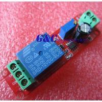 5PCS DC 12V Delay relay shield NE555 Timer Switch Adjustable Module 0~10S M92
