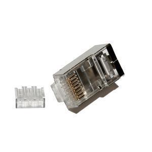 China Cat6a SSTP Plug on sale