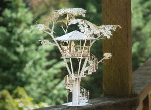 China Tree House Model Kit on sale