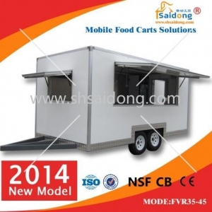 China Food Van Food Van---FVR35-45 on sale