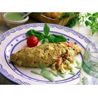 China Matcha Omelet on sale