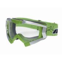 MX goggle NK-1017 Green Silver