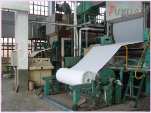 China 787 Toilet Paper Making Machine on sale
