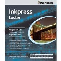 China Inkpress Luster Bright White Photo Grade Ink Jet Paper on sale