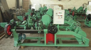 China CS-A Barbed Wire Machine on sale