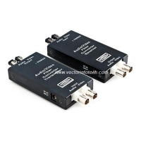 China FMF-075: Standalone Analogue Video Audio Fiber Converter on sale