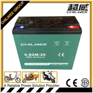 China Rechargeable Lead Acid Electric Vehicle Battery on sale