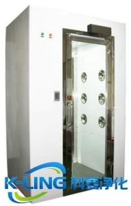 China Automatic Air Shower Rooms on sale