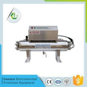 China Inline UV Water Filter UV System For Water Purification UV Light Water Treatment System on sale