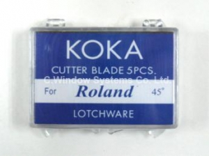 China Koka cutter blade for Roland (Third-Party) on sale
