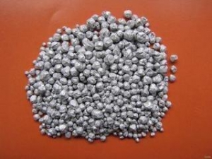 China Aluminum granules on sale
