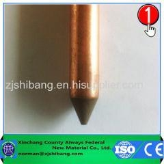 China Best seller: Copper Earth Rod / Copper Plated Earth Rod on sale