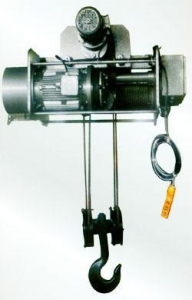 China Electric Wire Rope Hoists Manufacturers & Suppliers on sale