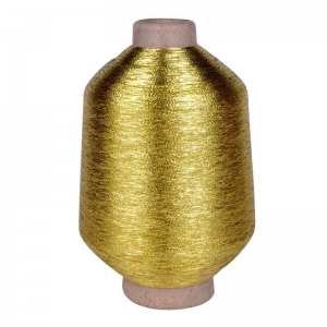 China Metallic Yarn Item No.: A52-15, MX Type, 500g/cone on sale