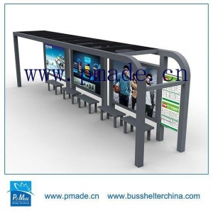 China Bus Stop Shelter on sale
