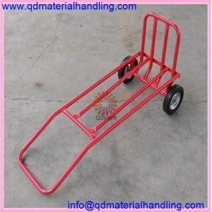 China High Quality Metal Folding Hand Truck Trolley China Supplier HT1585 on sale