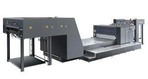 China SGJ-GUV Full Automatic UV Spot Coating Machine on sale