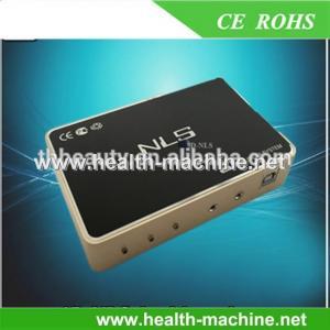 China Automated Blood gas electrolyte analyzer 9d nls blood gas electrolyte analyzer on sale