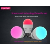 Lower Price Light Bulb Speaker With Bluetooth Light Bulb Speaker For 12PCS Color Light Beads