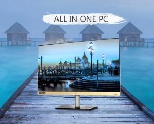 China Intel CPU I3 Integrated Graphics Card Type And Desktop Type Used Computer All In One PC on sale