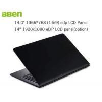 Intel Quad-Core 3150 4G RAM 32G EMMC For 14inch Mechanical Hard Disk 1T Ultrabook