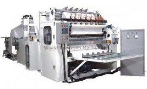 China Automatic Facial Tissue Machine on sale