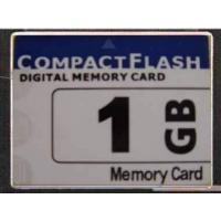 China CF card 128MB -16GB on sale