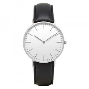 China ultrathin stainless steel case watch on sale