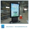 China Illuminated Advertising Boards Electronic LED Sign Fabric Light Box for sale