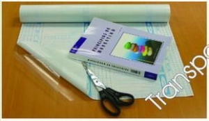China Clear Self adhesive book cover roll, [ ] on sale