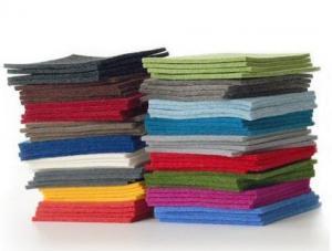 China Color craft DIY Felt sheet Color craft DIY Felt sheet on sale