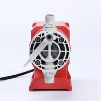micro electromagnetic metering pump for accurate chemical dosing