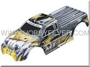 China Dromida Body Gray & Yellow MT4.18 Model # DIDC1138 on sale