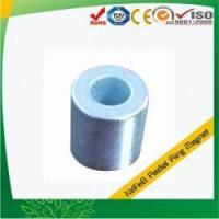 Zinc Coated Radial Ring Neodymium Magnet