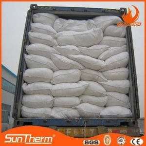 China alumina silicate refractory wool on sale