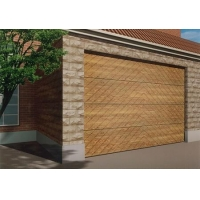 Wood Garage Door (RST-W110)