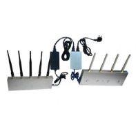 Intelligent Cell Phone Jammer(Signal Detector + Signal Jammer)