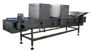 China Fruit and vegetable air-dry dewater machine for fruit on sale
