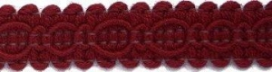 China Red Giant Cosmos Collection Nebula Braid (per metre) on sale