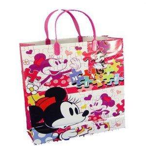 China Plastic Handle Bag on sale