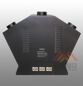 China DISPLAY SHELLS Triple Flame Projector on sale
