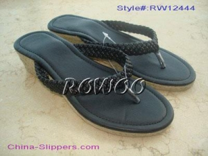 China up-to-date popular high heel slipper RW12444 on sale